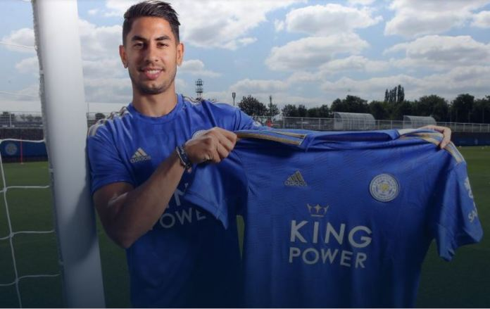 Ayoze Perez has joined Leicester City from Newcastle United