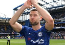 Gary Cahill won eight titles with Chelsea