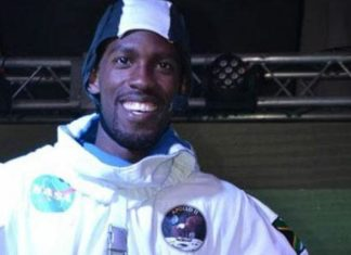 Mandla Maseko would have been the first African Astronaut to space