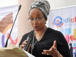 Maryam Uwais, Special Adviser to the President on National Social Investment Programmes