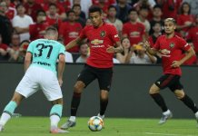 Mason Greenwood scored the winner as Manchester United beat Inter Milan 1-0 in Singapore