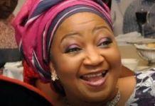 Mrs. Funke Olakunrin, daughter of Chief Reuben Fasoranti, Afenifere leader