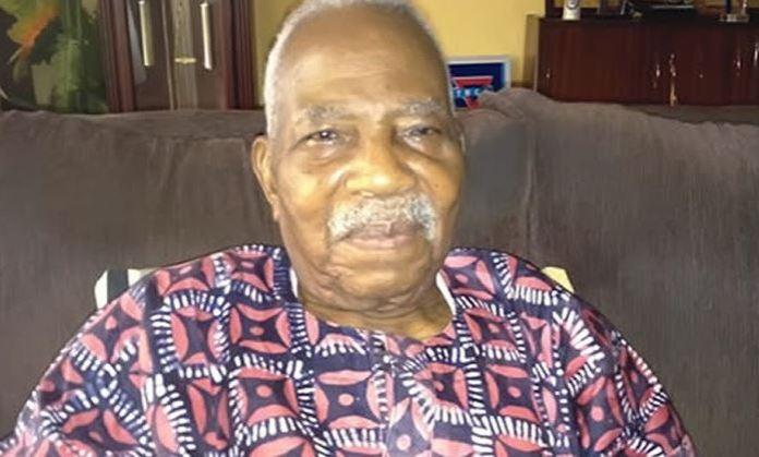 Mrs Funke Olakunrin daughter of Pa Reuben Fasoranti was killed on Friday