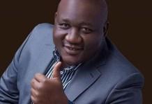 Senator Benjamin Uwajumogu representing Imo North Senatorial District
