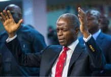 Vice President Yemi Osinbajo cautions against using religion to divide Nigeria