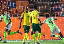 William Troost-Ekong's goal put Nigeria into the semi-finals