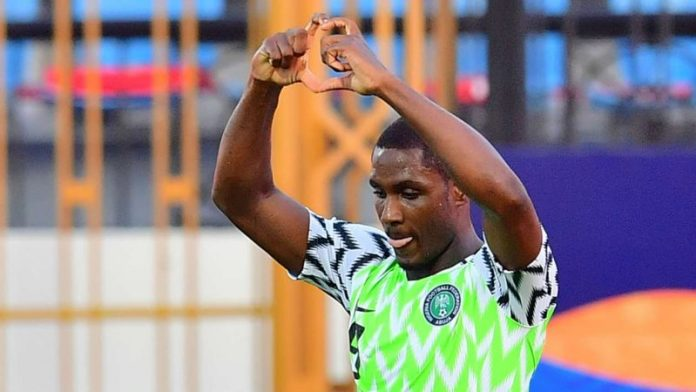 Odion Ighalo joined Manchester United on loan