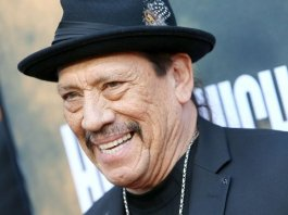 Danny Trejo saved a baby from an overturned car