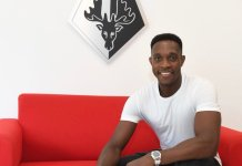 Danny Welbeck has joined Watford after he was released from Arsenal