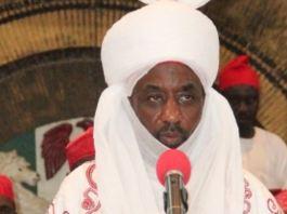 Deposed Emir of Kano, Muhammadu Sanusi II