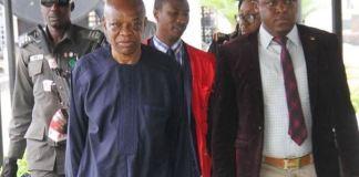 Federal High Court Ikoyi granted Maurice Iwu N1billion bail
