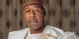 Governor Babagana Zulum's convoy was attacked