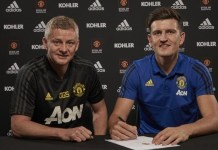 Harry Maguire has joined Manchester United for a Premier League record fee for a defender