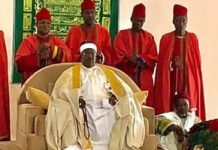 Kyari Ibn Umar El-Kanemi, Shehu of Bama Kingdom in Borno State