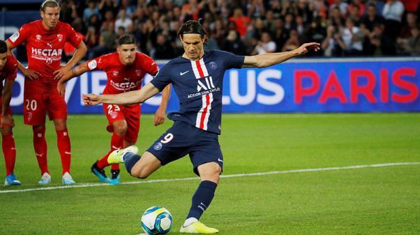 Neymar not missed as PSG whip Nimes 3-0