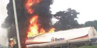 1 killed, 10 injured in petrol tanker explosion on Abuja-Kaduna highway