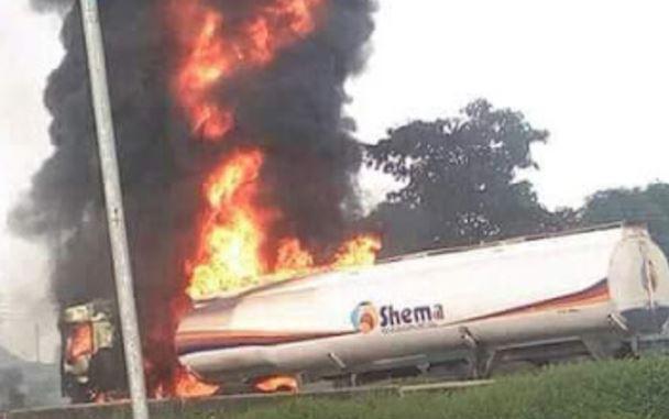 1 killed, 10 injured in petrol tanker explosion on Abuja-Kaduna highway