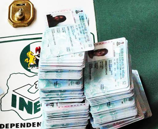 Image result for Gov Poll: 33,000 PVC uncollected in Bayelsa - INEC