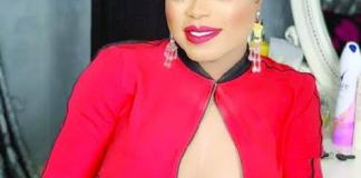 Nigerian crossdresser and internet personality, Bobrisky