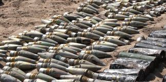 FG has warned against production and marketing of chemical weapons