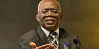 Human Rights lawyer, Femi Falana (SAN)
