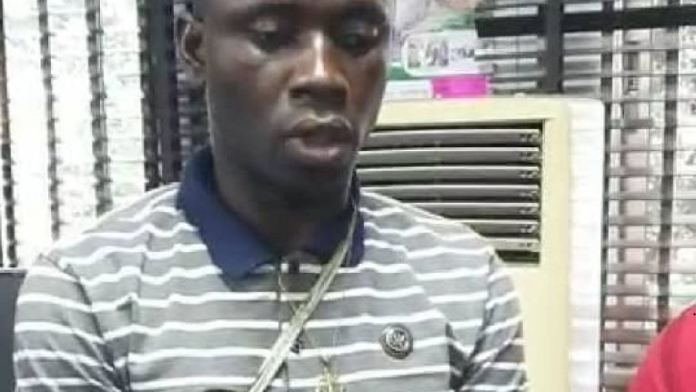 Police has arrested serial killer, Gracious David West, in Rivers state