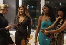 Lili Reinhart, Jennifer Lopez, Keke Palmer and Constance Wu star in Hustlers