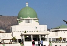 National Assembly Clerk has been sacked
