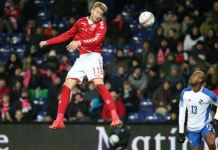 Nicklas Bendtner scored 30 goals in 81 appearances for Denmark