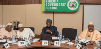 BREAKING: Governors meeting over N614bn bailout deductions, others