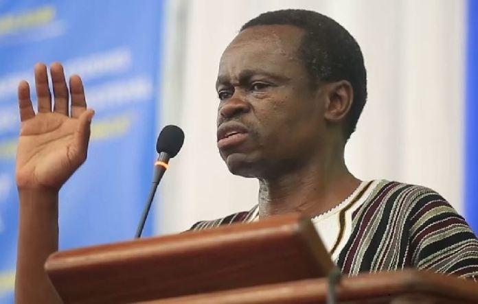 Former Director of Kenya Anti-corruption Commission, Professor Patrick Lumumba