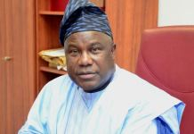 Senator Abdulfatai Buhari of Oyo North Senatorial District