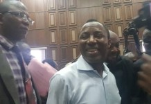 Omoleye Sowore in court