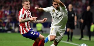 Madrid derby ends in goalless stalemate