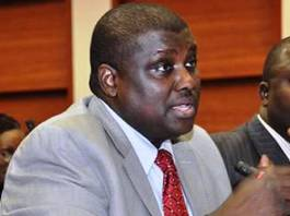 Abdulrasheed Maina was arrested by the DSS