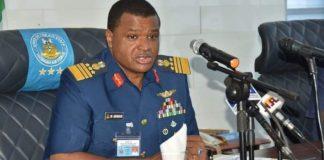 Chief of Air Staff, Air Vice-Marshal, Sadique Abubakar