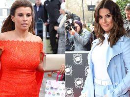 Coleen Rooney and Rebekah Vardy in row over 'leaked stories'