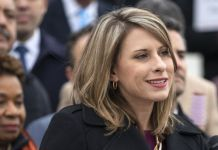 Katie Hill acknowledges a relationship with a female campaign staff member, but not a congressional aide