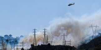 PG&E says high winds could damage its infrastructure, potentially leading to more fires