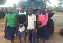Troops of Operation Thunder Strike have rescue four more abducted students in Kaduna