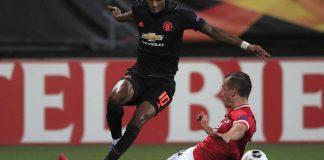 Man Utd held to stalemate at AZ Alkmaar