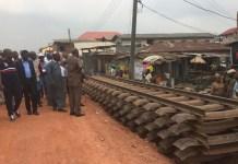 railway Lagos-Ibadan