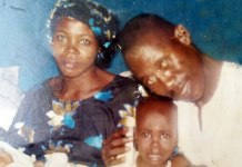 Mr Balogun died 24 hours after his wife had passed on