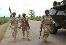 Nigerian troops have recovered ammunition and weaponry from Boko Haram