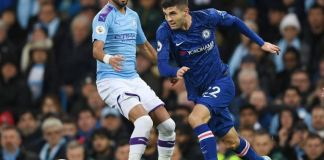 Riyad Mahrez scored the winner as Manchester City clawed back to beat Chelsea