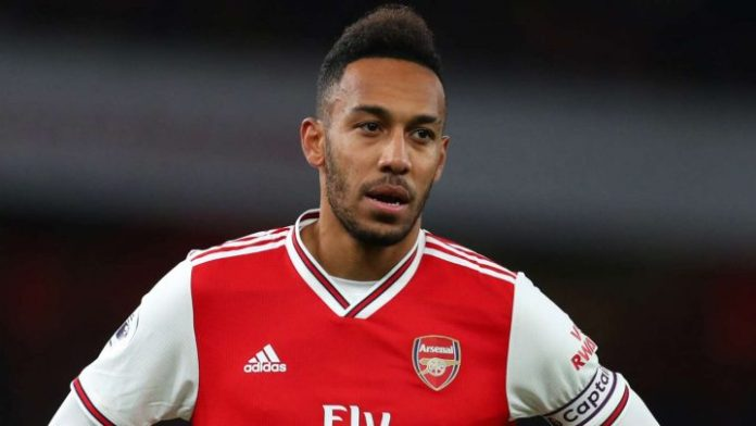 Pierre-Emerick Aubameyang explored a move to Chelsea