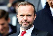 Man United Ed Woodward