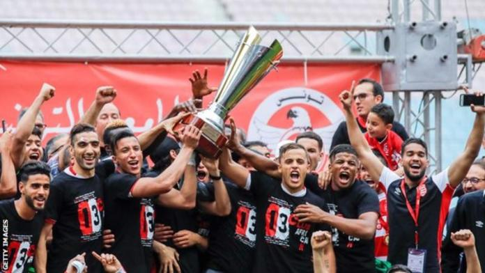 Club Africain beat Etoile du Sahel to win the the 2018 Tunisian Cup