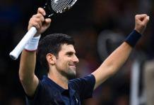 Novak Djokovic wins Paris Masters for the 5th time