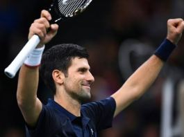 Novak Djokovic wins Paris Masters for the 5th time